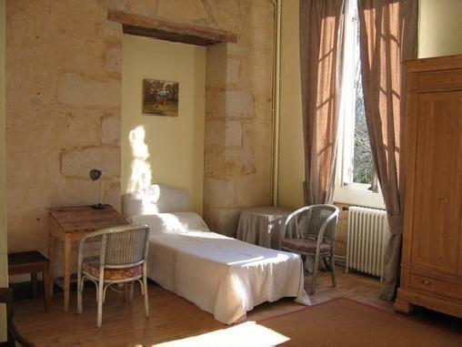 Château Couloubie, Chambres d`Hôtes Saint Symphorien (33)