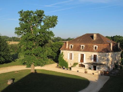 Grand Mauroux, Chambres d`Hôtes Castillonnes (47)
