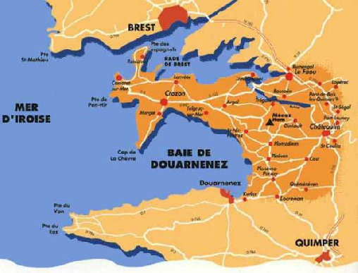 Chambre d'hote Finistère - Chambres D'hôtes de Lanfrank, Chambres d`Hôtes Plomodiern (29)