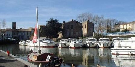 Millepetit  Millepetit au Bord du Canal du Midi, Chambres d`Hôtes Trebes (11)
