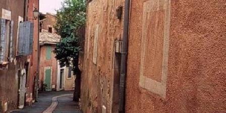 Gite La Maison D'à Côté > La Maison D'à Côté, Gîtes Roussillon (84)