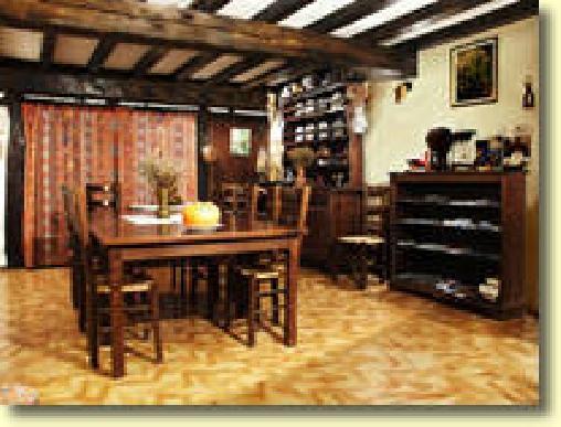 Nos Sens à Table, Chambres d`Hôtes Alleriot (71)