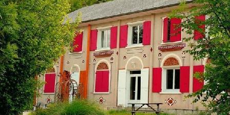 Les Rosaces du Buëch Les Rosaces du Buëch, Chambres d`Hôtes Montmaur (05)