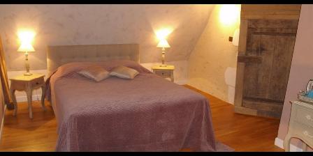 La Maison des Passerelles La Maison des Passerelles, Chambres d`Hôtes Vinon (18)