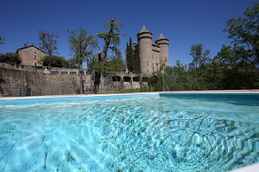 Chateau de Lugagnac, Chambres d`Hôtes Rivière Sur Tarn (12)