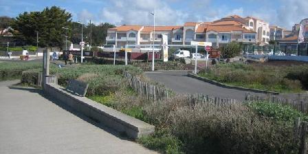 Gîte Gombar Dani Appartement avec terrasse face Mer Les sables d'olonne, Gîtes Menars (41)