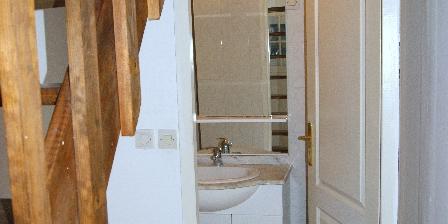 Gite Gîte Le Puits > Salle de douche Gîte Le puits