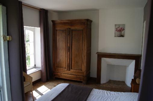 Gîte Le Puits Chambre