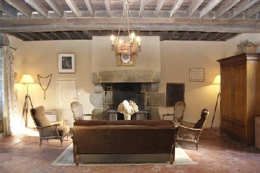 Le Hameau de La Fouquiere, Chambres d`Hôtes Joué Du Bois (61)