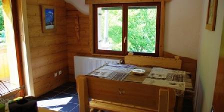 La Maison du Bois La Maison du Bois, Chambres d`Hôtes Villarodin Bourget (73)