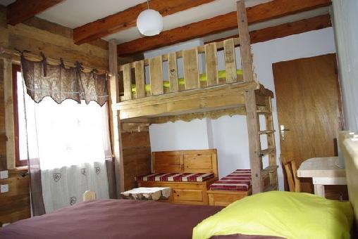 Gastzimmer Savoie -