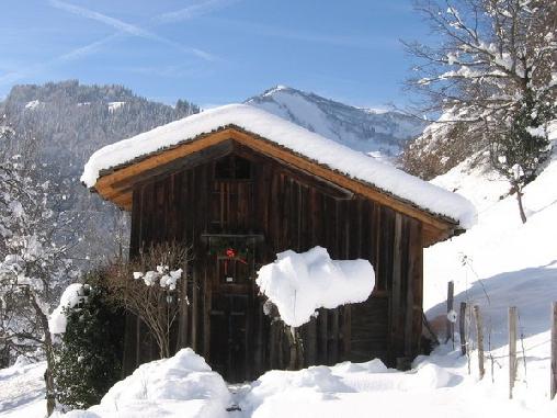 Chambre d'hote Savoie - La Ferme de Champange, Chambres d`Hôtes Flumet (73)