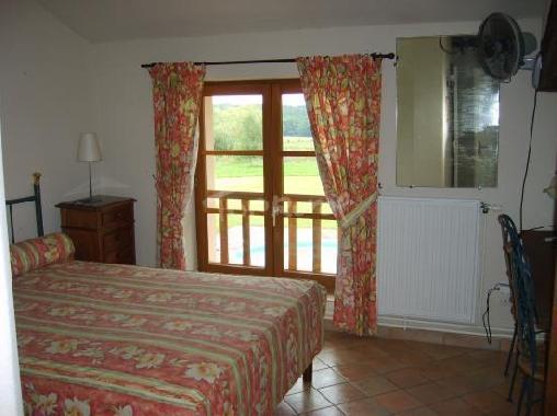 Chambre d'hote Loire - Domaine du Gros Buisson, Chambres d`Hôtes La Pacaudiere (42)