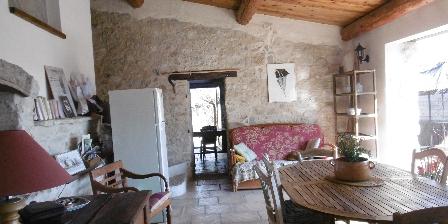 Les Vignes de La Tour Saint-Blaise Terrasse Couverte
