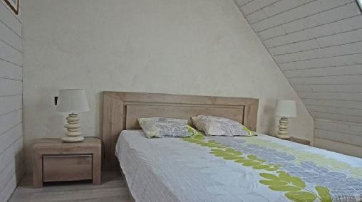 La Mer dans Les Bois, Chambres d`Hôtes Plourivo (22)