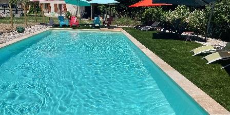 La Forestiere Parc 1ha, arboré avec piscine, trampoline et volley