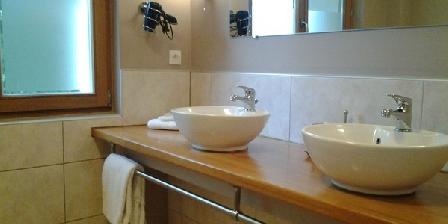 La Forestiere Suite Hirondelle, salle de bain