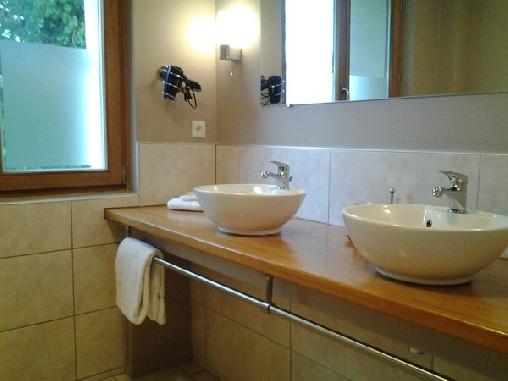 Suite Hirondelle, salle de bain