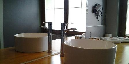 La Forestiere Suite Papillon, salle de bain