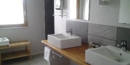 La Forestiere Suite Tourterelle, salle de bain