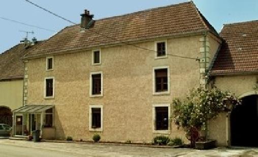 Le Mouton Qui Rit, Chambres d`Hôtes Mailleroncourt-Saint-Pancras (70)