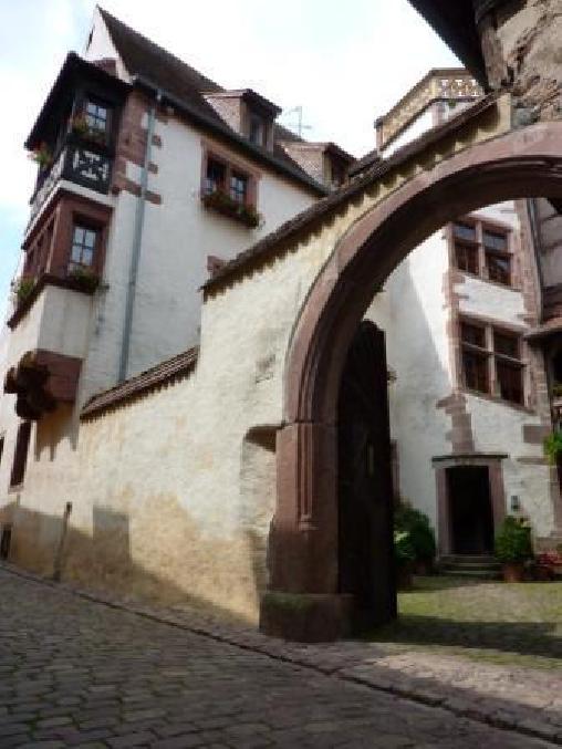 Adrihof, Chambres d`Hôtes Riquewihr (68)