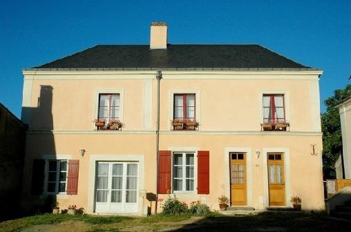 Chambre d'hote Sarthe - Au Bout de La Place, Chambres d`Hôtes Jupilles (72)
