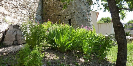 Chateau de La Roque Chateau de La Roque, Gîtes St Etienne De Gourgas (34)