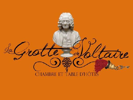 La Grotte de Voltaire, Chambres d`Hôtes Nantes (44)