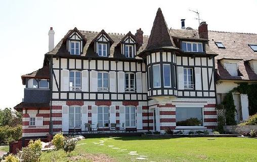 Banc des Oiseaux, Chambres d`Hôtes Merville Franceville (14)