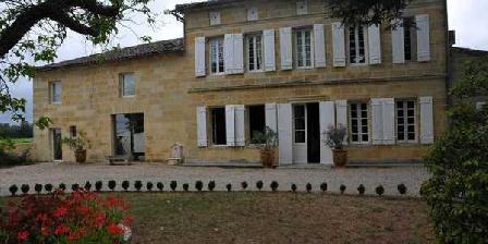 Château Monlot Château Monlot, Chambres d`Hôtes Saint Emilion (33)