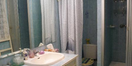 Villa Rozelands Salle de bain Mistral