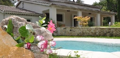Chambre d'hote Bouches du Rhône - Les Bains du Soleil Levant & Spa, Chambres d`Hôtes Ventabren (13)