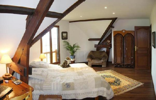 Le Mont D'Auge, Chambres d`Hôtes Canapville (14)