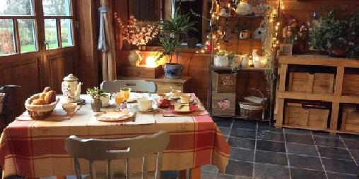 La Petite Maison, Chambres d`Hôtes Gussignies (59)