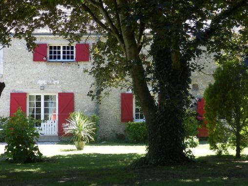 Le Clos de La Vigneronne, Chambres d`Hôtes Messas (45)