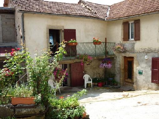 Marabonne, Chambres d`Hôtes Broquiès (12)