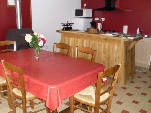 La Cendriere, Chambres d`Hôtes Beaulieu (38)