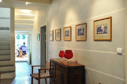 La Maison de Pierre GAY LESBIEN  B&B Gard, Chambres d`Hôtes Vergéze (30)