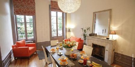 Villa Pascaline Villa Pascaline, Chambres d`Hôtes Clermont Ferrand (63)