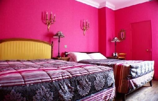 chambres d 39 hotes cher la mozaic. Black Bedroom Furniture Sets. Home Design Ideas