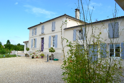Bed & breakfasts Charente, ...
