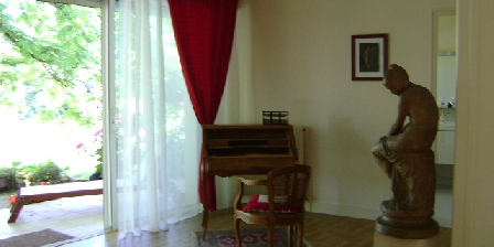 Les 4 Eléments Le Guspit, Chambres d`Hôtes Branne (33)