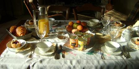 Les 4 Eléments Petit déjeuner
