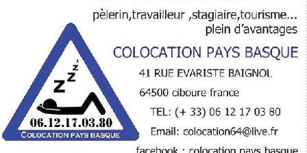 Guide gratuit colocation pays basque pyr n es - Chambres d hotes de charme pays basque ...