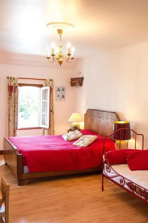 Les Agapanthes, Chambres d`Hôtes Lingreville (50)