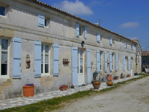 chambre d hote charente maritime