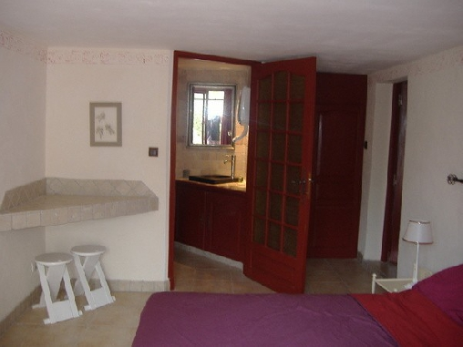 Chambres d 39 hotes vaucluse charmelie for Chambre hote vaucluse