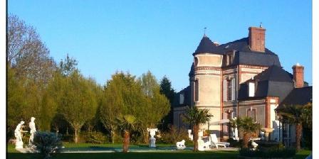 Château du Mesnil Château du Mesnil, Chambres d`Hôtes La Vieille Lyre (27)