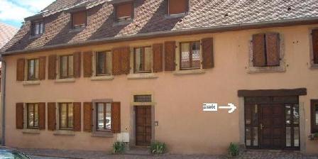 Gite Gite en Alsace à Rouffach > Gite en Alsace à Rouffach, Chambres d`Hôtes Rouffach (68)